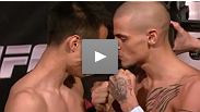 Watch the official weigh-in for UFC on FUEL TV: Korean Zombie vs. Dustin Poirier