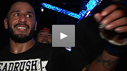 "Francisco Rivera makes the most of his second chance in the UFC®, dominating Alex Soto for three rounds en route to a unanimous decision win. Hear what ""Cisco"" had to say about the win, and how it feels to be back in the Octagon™."