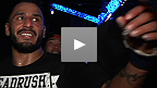 UFC On FUEL TV : Entrevue d&#39;apr&egrave;s-combat de Francisco Rivera