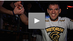 UFC on FUEL TV : Entrevue d&#39;apr&egrave;s-combat de Rafael Dos Anjos