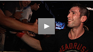 A happy - and surprised - Amir Sadollah talks about his razor-thin split decision over Jorge Lopez at UFC on FUEL TV.