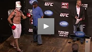 "UFC on FUEL TV weigh-in highlights featuring Donald ""Cowboy"" Cerrone vs. Jeremy ""Lil' Heathen"" Stephens, plus Tom Lawlor weighing in with a tribute to Genki Sudo's tribute to Buckethead."