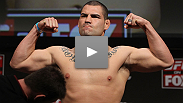 """If you want to work your way up the ladder, don't fight me."" Former heavyweight champ Cain Velasquez wants another shot at the title, and he's more than willing to go through Antonio ""Bigfoot"" Silva at UFCR 146 to get it."