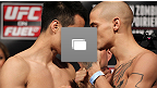 Galerie photos de la pesée de l'UFC® on FUELTV: Korean Zombie vs Poirier