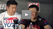 Recap the amazing night of fights as the media ask questions from all the main card winners.