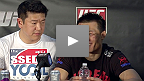 UFC: Korean Zombie vs Poirier Post-fight Press Conference