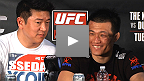 UFC on FUEL TV: Post-Fight PC Highlights