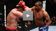 Highlights from the amazing final bout of the Strikeforce World Grand Prix Heavyweight Tournament with Josh Barnett and Daniel Cormier. Plus, Gilbert Melendez and Josh Thomson.
