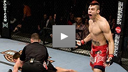 """Let's throw punches, and see who falls down first."" UFC® standouts Jason ""Mayhem"" Miller, CB Dollaway, Dan Hardy and Duane ""Bang"" Ludwig discuss their upcoming bouts at UFC® 146: Dos Santos vs. Mir."