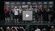 Headliners Junior dos Santos and Frank Mir discuss knockouts vs. submissions, using the UFC® heavyweight championship belt as a pillow, language barriers and more at the UFC® 146 pre-fight press conference.