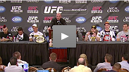 Dana White and the cast of UFC 146 fighters answer questions form the press after an amazing night of fights.