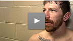 UFC 146: Mike Brown, intervista post match