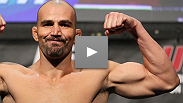 Glover Teixeira impresses in his UFC debut, submitting Kyle Kingsbury with an arm triangle in the first round. Hear what he had to say about his first Octagon experience.
