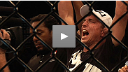 An excited Darren Elkins discusses his upset victory over Diego Brandao at UFC 146.