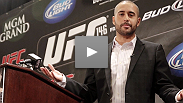 See what went into the biggest press conference in UFC history as Jon Anik hosts the UFC 146 fight week presser.
