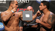 UFC 146 official weigh in at the MGM Grand Garden Arena on May 25, 2012 in Las Vegas, Nevada.  (Photo by Josh Hedges/Zuffa LLC/Zuffa LLC via Getty Images)