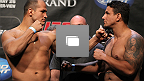 UFC® 146 Weigh-in Photo Gallery
