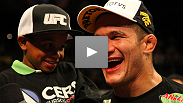 Hear what Junior dos Santos, Frank Mir, and Cain Velasquez had to say during the UFC 146 post-fight press conference.