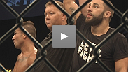 """It's a big weight off my shoulders."" Sam Sicilia breaks down his big win over castmate - and friend - Cristiano Marcello at the TUF Live finale."