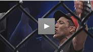 """He may have won in the house, but I own the cage."" A very happy Charles Oliveira discusses his dominant performance against former TUF winner Jonathan Brookins."