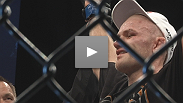 Martin Kampmann overcomes an early scare from Jake Ellenberger to earn a second-round knockout victory. He gives his thoughts on the fight, and discusses an upcoming title-eliminator bout with former training partner Johny Hendricks.