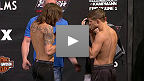 TUF Live Finale: I finalisti faccia a faccia alla cerimonia del peso