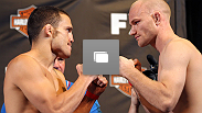 The Ultimate Fighter Live weigh in at the Palms Casino Resort on May 31, 2012 in Las Vegas, Nevada. (Photos by Josh Hedges/Zuffa LLC/Zuffa LLC via Getty Images)