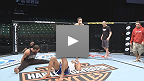 TUF Live Finale: Octagon Warm-Up