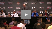 Watch the stream from the post-fight press conference of The Ultimate Fighter Live Finale in Las Vegas, Nevada.