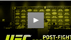 The Ultimate Fighter Live Finale: Coletiva de imprensa pos-lutas