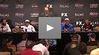 The Ultimate Fighter Live Finale: Conferencia Posterior