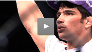 Erick Silva continues to impress in the Octagon, submitting Charlie Brenneman in the first round. Silva discusses his gameplan to combat Brenneman's wrestling, and how it felt to fight in the US for the first time.