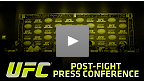 Coletiva de imprensa pos-UFC: Johnson vs McCall