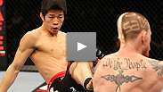 Japanese phenom Hatsu Hioki throws down with relentless warrior Ricardo Lamas during 3 hours of LIVE prelims on UFC on FX 4. Watch Friday, June 22nd 6/3p ET/PT on FUEL TV.