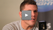 UFC&reg; heavyweight reveals what motivates him to work hard and beat Fabricio Werdum at UFC&reg; 147: His wife and young daughter.