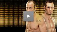 A former PRIDE champion and a former UFC champion meet in a rematch that offers one man a chance for redemption -- don't miss Wanderlei Silva vs. Rich Franklin 2. Plus, heavyweights Fabricio Werdum and Mike Russow have something to prove.