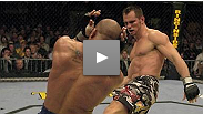 Rich Franklin utilizes his underrated ground game to finish Jorge Rivera with an armbar at UFC® 50.