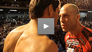 UFC® legends Wanderlei Silva and Rich Franklin weigh in and face off before their rematch at UFC® 147.