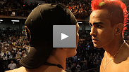 TUF Brazil Featherweight finalists Rony Jason and Godofredo Pepey weigh in for their bout at UFC® 147.