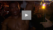 "Francisco Trinaldo lives up to the hype, and batters Delson Heleno en route to a TKO victory. ""Massaranduba"" talks about the win, and announces his plans for the future."