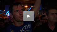 For the second time, Rich Franklin outlasts Wanderlei Silva in a Fight of the Night performance. Get &quot;Ace&#39;s&quot; thoughts on the fight, his time in Brazil, and dealing with a last-minute opponent change.