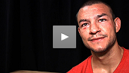 """The goal was to go in there and hit him."" Cub Swanson earns his second-straight knockout victory, dropping former TUF winner Ross Pearson in the second round. He talks about the win, and explains why he feels like a new man."