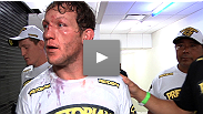 A frustrated - but victorious - Gray Maynard talks about his win over Clay Guida, dealing with his opponent's confusing gameplan, and whether he'd like another crack at rival Frankie Edgar.