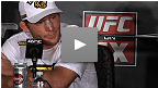 UFC on FX: Post-Fight Press Conference Highlight