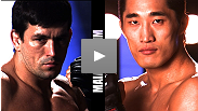 A top prospect and one of the most dangerous jiu jitsu players in the UFC meet at welterweight as Dong Hyun Kim takes on Demian Maia in Las Vegas.
