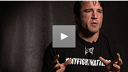 UFC 148 headliner Chael Sonnen sings the praises of his favorite move in MMA - Dan Henderson's right hand.