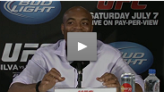 Watch the UFC 148 pre-fight press conference with Dana White, Anderson Silva and Chael Sonnen.