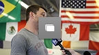 UFC®148 Forrest Griffin Open Workouts Photo Gallery