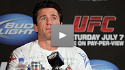 Chael Sonnen recounts some of the harrowing experiences he had growing up on the mean streets of West Linn, Oregon.