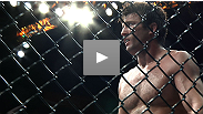 Watch middleweight contender Chael Sonnen&#39;s reaction to his loss to Anderson Silva at UFC 148.